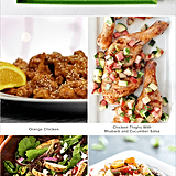 Get the recipes: fast and easy chicken dinners