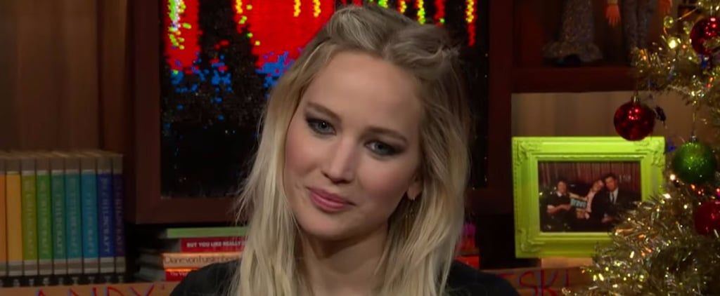 Jennifer Lawrence on Watch What Happens Live