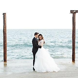 Creative Malibu Wedding