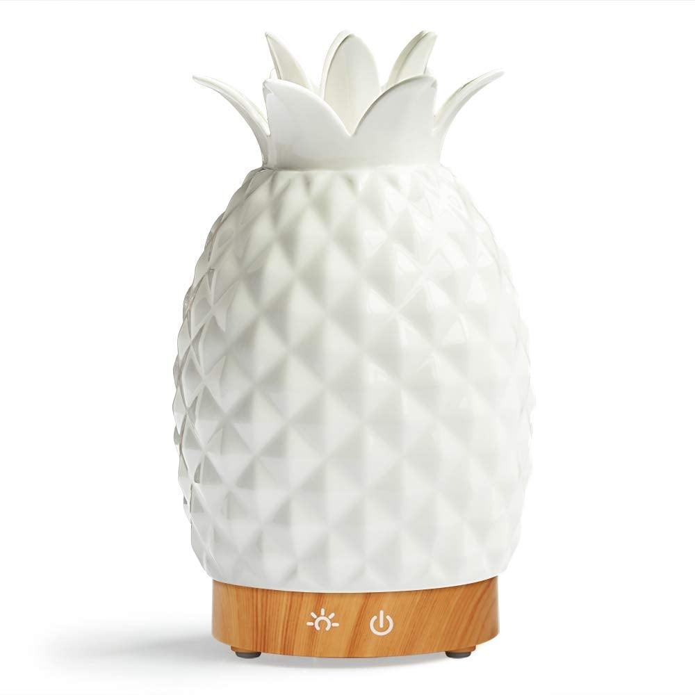 Ceramic Pineapple Essential Oil Diffuser