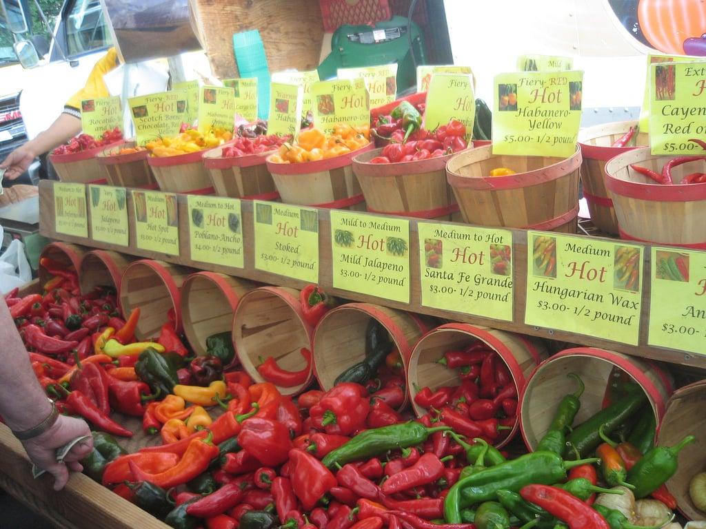 Union Square Greenmarket, New York, NY