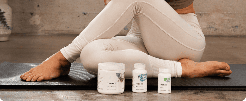 Do Thorne Supplements Actually Support a KINRGY Workout?