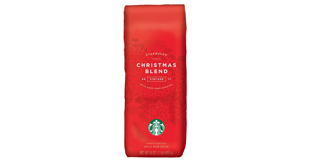 starbucks christmas blend vintage 2017 15 starbucks holiday gift guide 2017 popsugar food photo 19