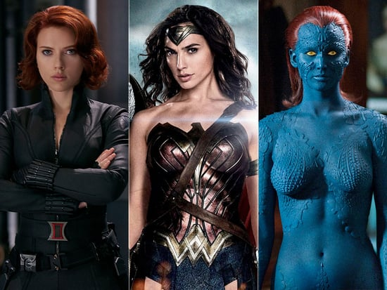 Female Superheroes Ranked: See How Wonder Woman Stacks Up Against Catwoman, Black Widow and More