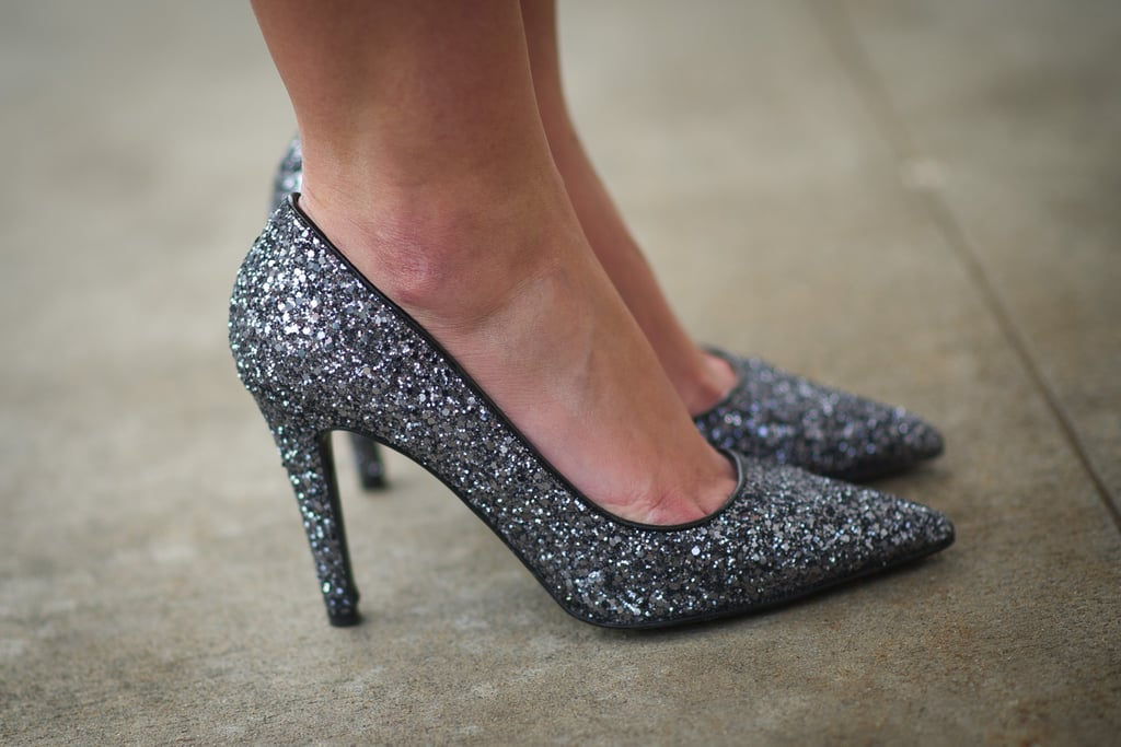 Shoes fit for a Fashion Week princess.