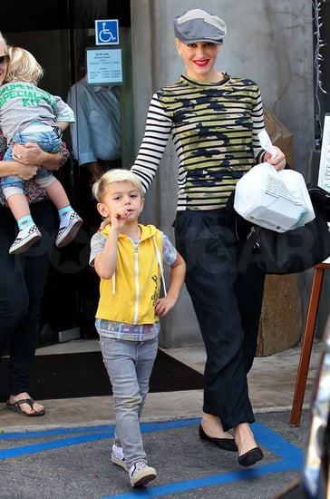 Pictures of Gwen, Kingston and Zuma