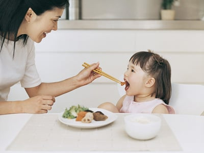 Is Your Child an Adventurous Eater?