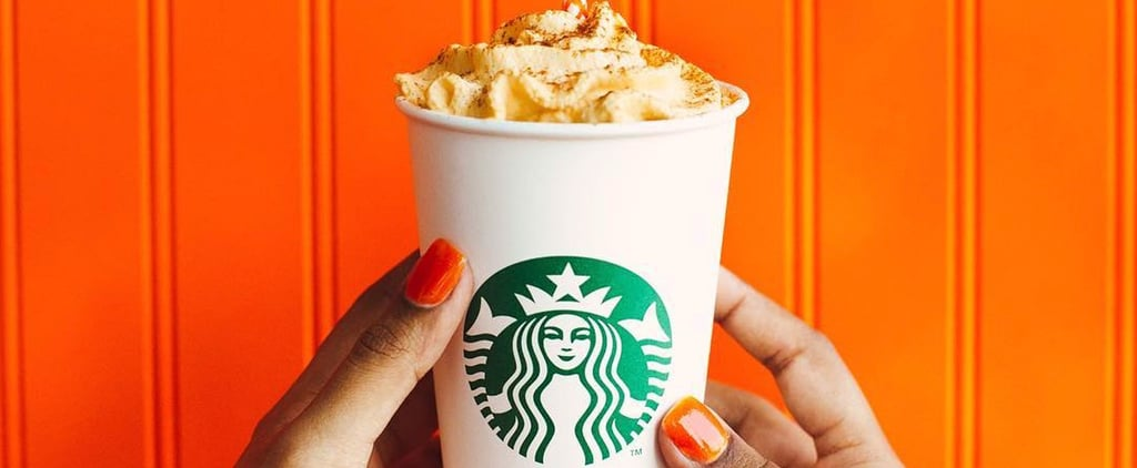 Starbucks Is Bringing Back Pumpkin Spice Whipped Cream, but Not For Long!