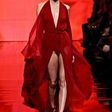 Lupita Nyong'o: Donna Karan Autumn/Winter 2014