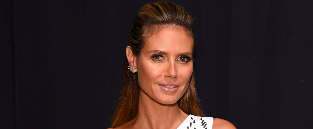 Heidi Klum Gives the First Official Tease of Her Next Crazy Halloween Costume
