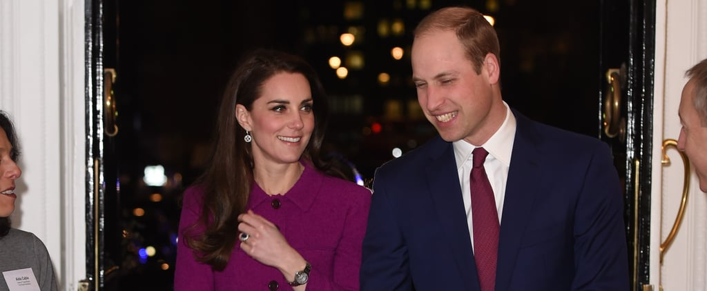 Important News: Kate Middleton Just Wore This Famous Designer For the Very First Time