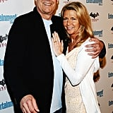 Chevy Chase and Jayni Chase