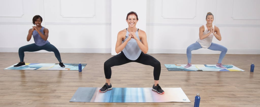 Full-Body Cardio, Strength, and Pilates Core Workout