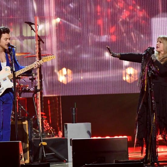 Videos of Harry Styles Singing With Stevie Nicks