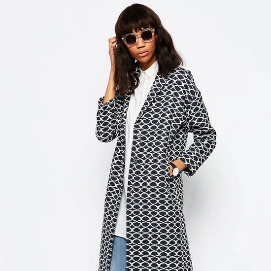 Coats With Prints, Patterns and Bright Colours Online