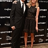 Kate Bosworth and Michael Polish attended the Whitney Art Party in NYC.