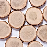 Rustic Wood Coasters
