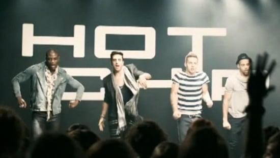 Music Video For Hot Chip's I Feel Better