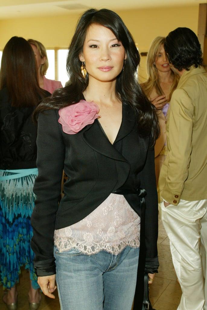 Lucy Liu — 2004