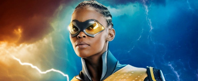 How Black Lightning Is Making LGBTQ+ History With This Character