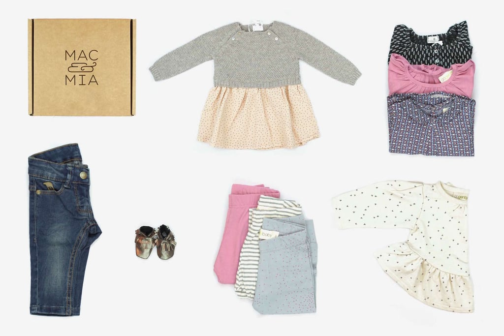 For the Stylish Bebe: Mac and Mia