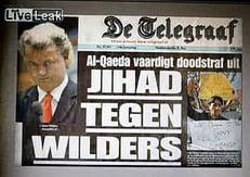 Dutch Anti-Islam Politician Won't Be Charged