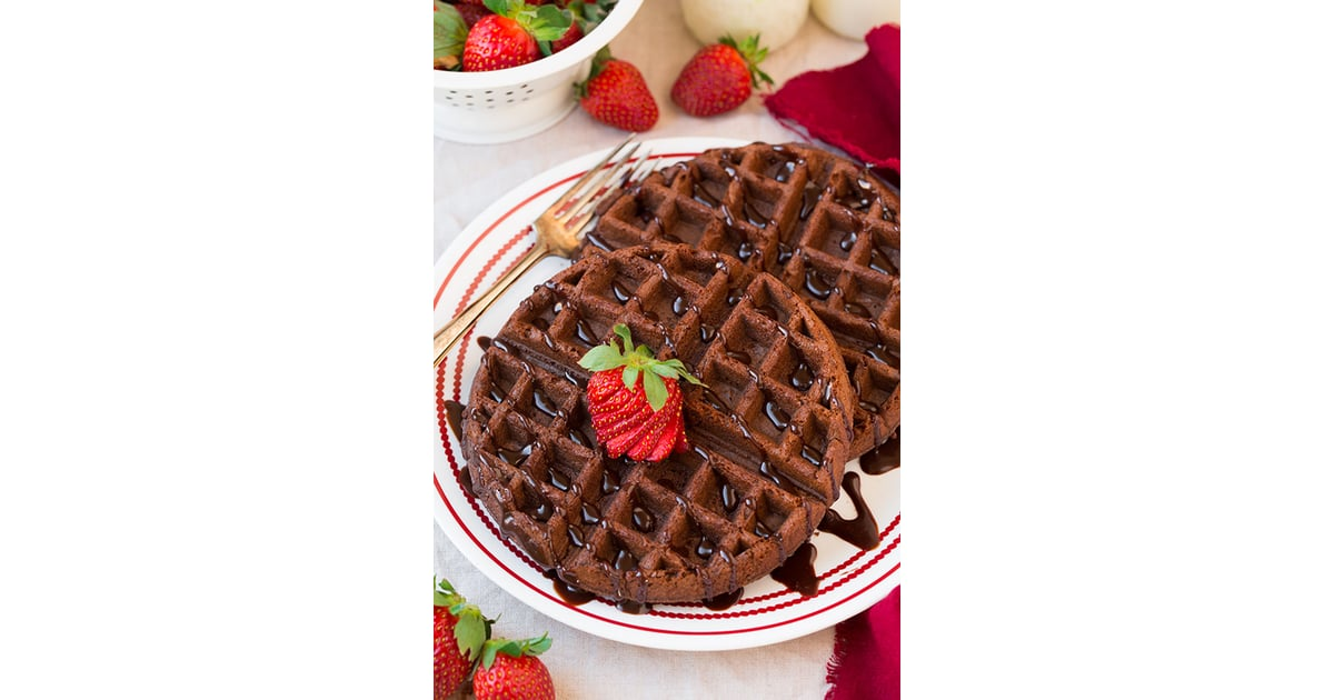 How To Use Cake Mix For Waffles