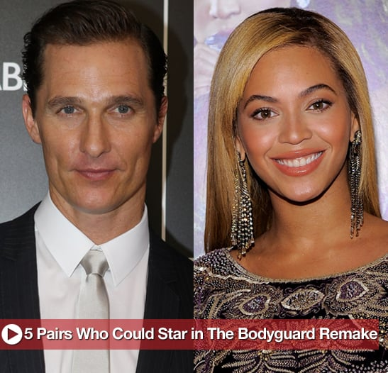 Sugar Shout Out: Who Should Be Cast in The Bodyguard Remake?