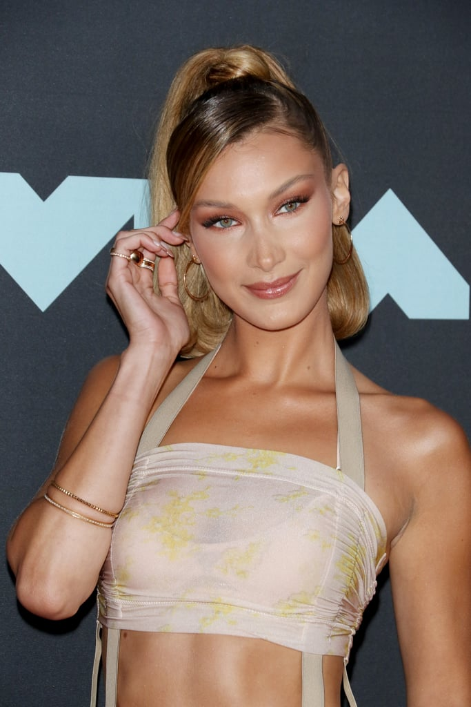 Bella Hadid's Best Beauty Looks of All Time