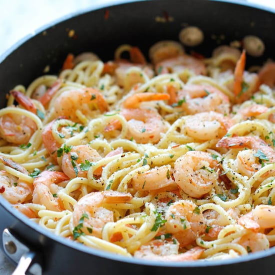 Fast and Easy Shrimp Dinner Recipes