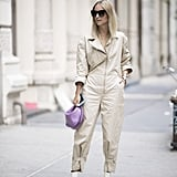Instead of Breaking Up Your Boiler Suit With a Belt, Use a Bag