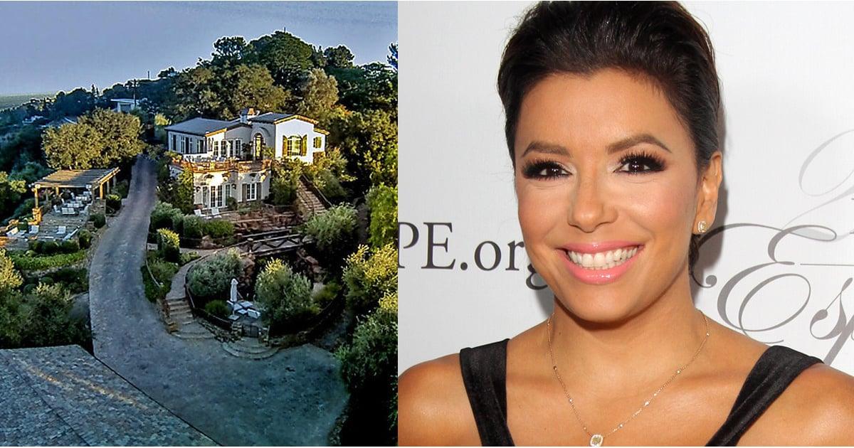 White House Home Brew >> Tom Cruise Sells Hollywood Hills Home to Eva Longoria | POPSUGAR Home