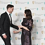 Pictured: Nicholas Hoult and Rachel Weisz