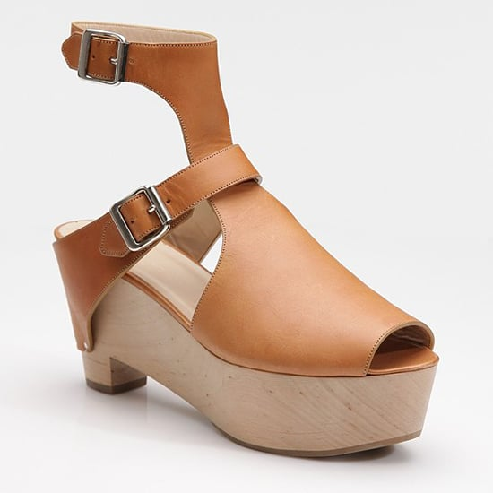 3.1 Phillip Lim Double Buckle Platform Sandals, Saks Fifth Avenue, $625