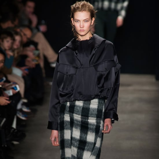 Rag & Bone New York Fashion Week Fall 2014 Runway
