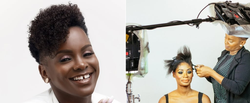 Hairstylist Dionne Smith on Representation in Beauty