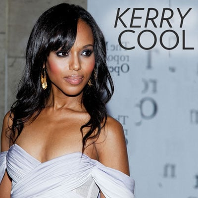 Kerry Washington Red Carpet Fashion 2012