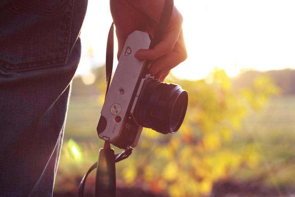 Go on a photography adventure.