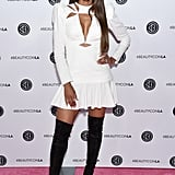Ciara at Beautycon Festival Los Angeles in August
