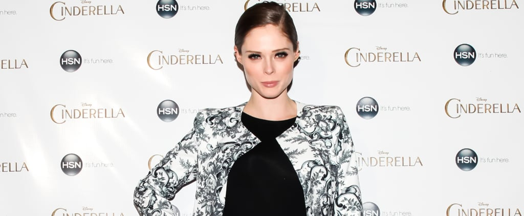 Coco Rocha Refuses to Let Pregnancy Slow Down Her Style