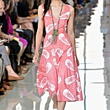 Pictures and Review of Tory Burch Spring Summer New York Fashion Week Runway Show