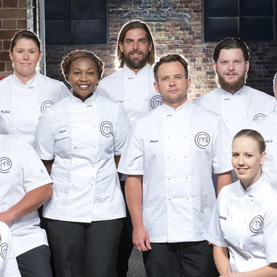 Kylie McAllester: 27, VIC, student Akuc Isaac Chol: 27, NSW, currently not working Rhys Badcock: 29, NSW/WA, Head Chef Rhett Willis: 33, QLD, Head Chef Nathan Brindle: 23, NSW, Head Chef Cassie Delves: 19, NSW, Chef