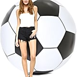 Gigantic Inflatable Soccer Ball