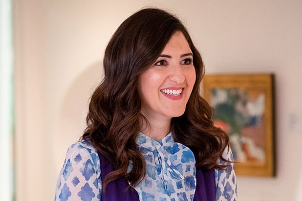 Outstanding Supporting Actress in a Comedy: D'Arcy Carden, The Good Place