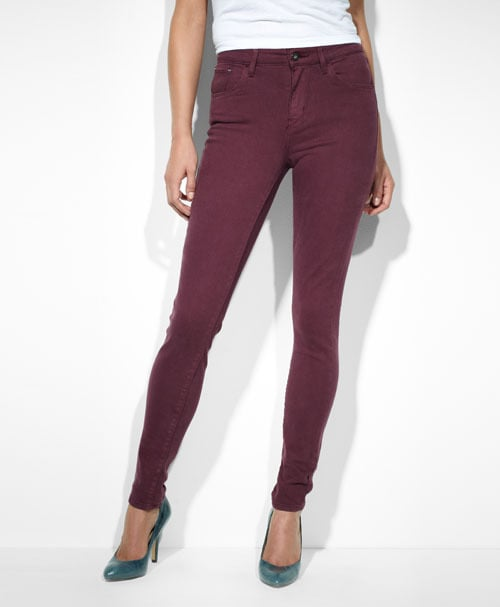 Levi's® High Rise Skinny Jeans