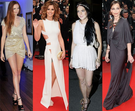 Pictures From Last Few Days of Cannes Film Festival 2010