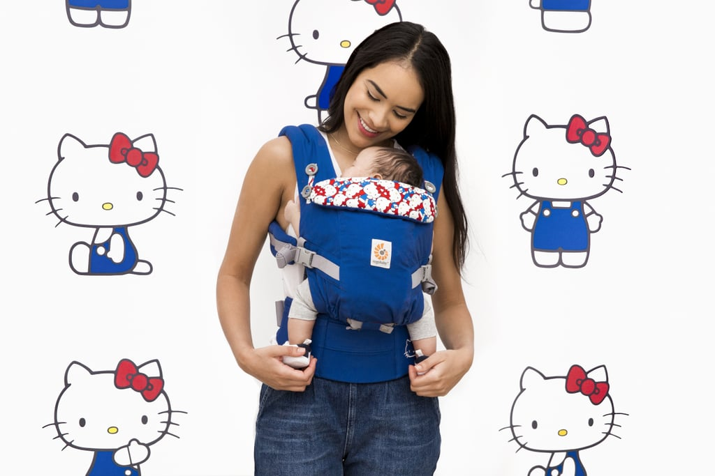 Hello Kitty Adapt Carrier in Blue