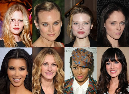 2010 New Beauty Faces