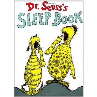 All it takes is a small bug by the name of Van Vleck to spread yawns throughout the land in Dr. Seuss's Sleep Book.