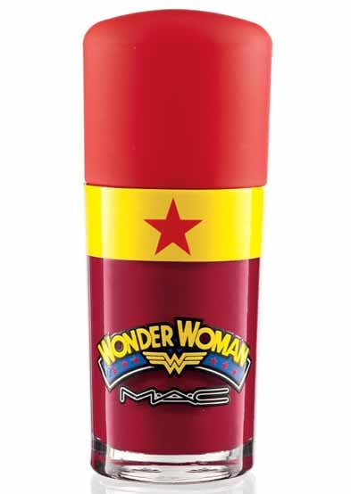 MAC / Wonder Woman Makeup Collection